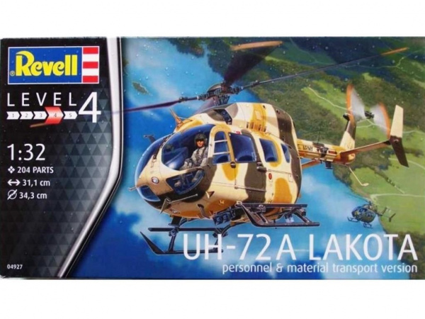 04927 Revell Вертолет UH-72A Lakota (1:32)